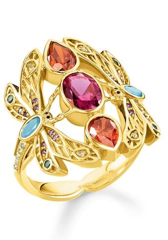 THOMAS SABO Fingerring »Libelle, TR2228 - 471 - 7 - 50, 52, 54, 56, 58, 60« kaufen