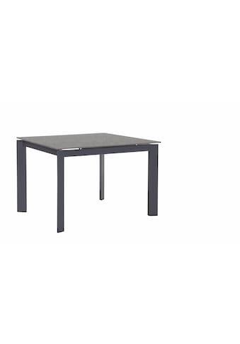 connubia Esstisch »Baron CB/4010«, mit Keramikplatte und Auszugsfunktion kaufen