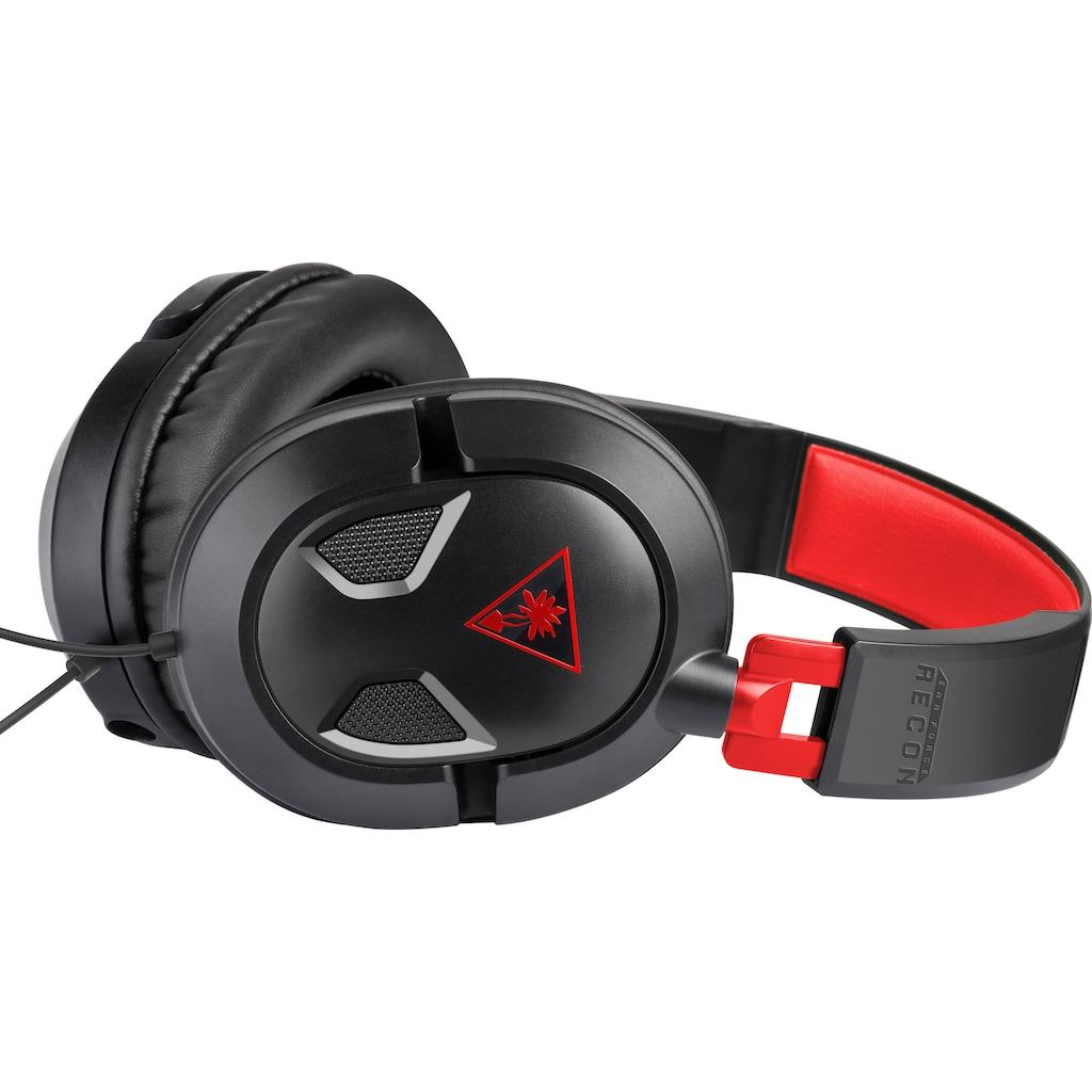 Turtle Beach Gaming-Headset »Recon 50«, Mikrofon abnehmbar