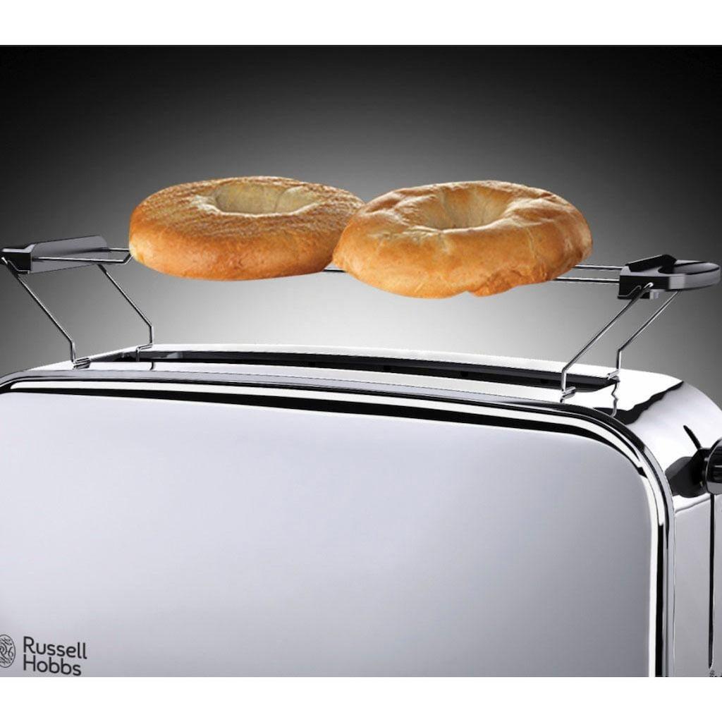 RUSSELL HOBBS Toaster »Victory 23510-56«, 1 langer Schlitz, für 2 Scheiben, 1000 W