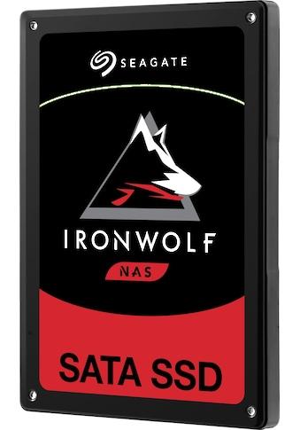 Seagate »IronWolf 110« SSD 2,5 '' kaufen