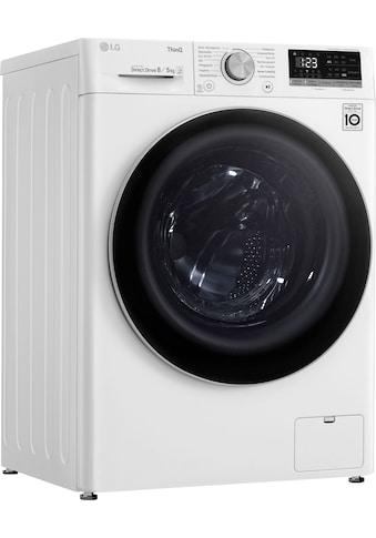 LG Waschtrockner »F14WD85TN1E« kaufen