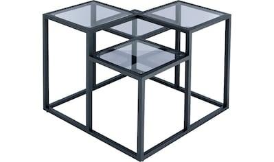 Kayoom Beistelltisch »Steps 625«, quadratisch kaufen