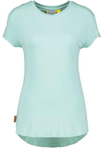 Alife & Kickin T-Shirt »MimmyAK A«, Jersey-Shirt mit Elasthan kaufen