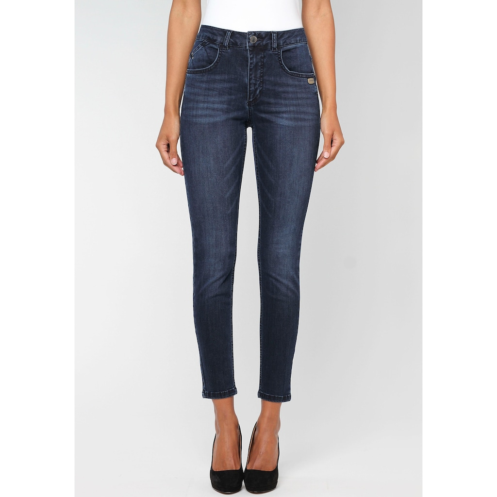 GANG Skinny-fit-Jeans »Ina«