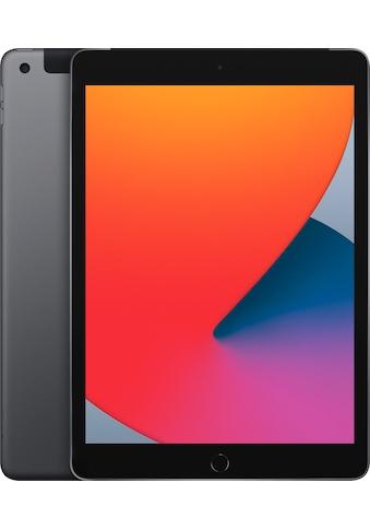 Apple »iPad Wi - Fi + Cellular 128GB« Tablet (10,2'', 128 GB, iPadOS, 4G (LTE)) kaufen