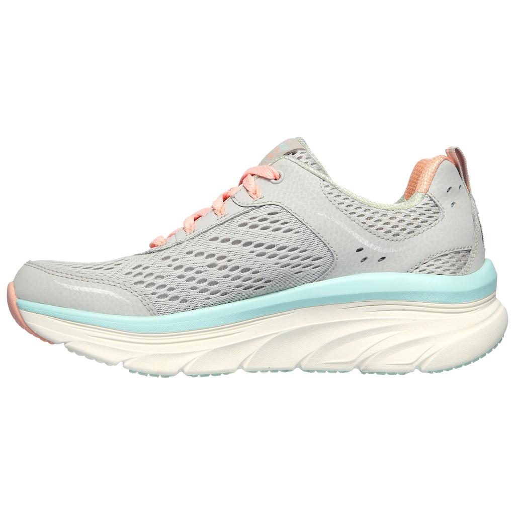 Skechers Sneaker »D´Lux Walker«, mit Relaxed Fit-Ausstattung