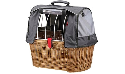 KlickFix Fahrradkorb »Weidenkorb Doggy Basket Plus« kaufen
