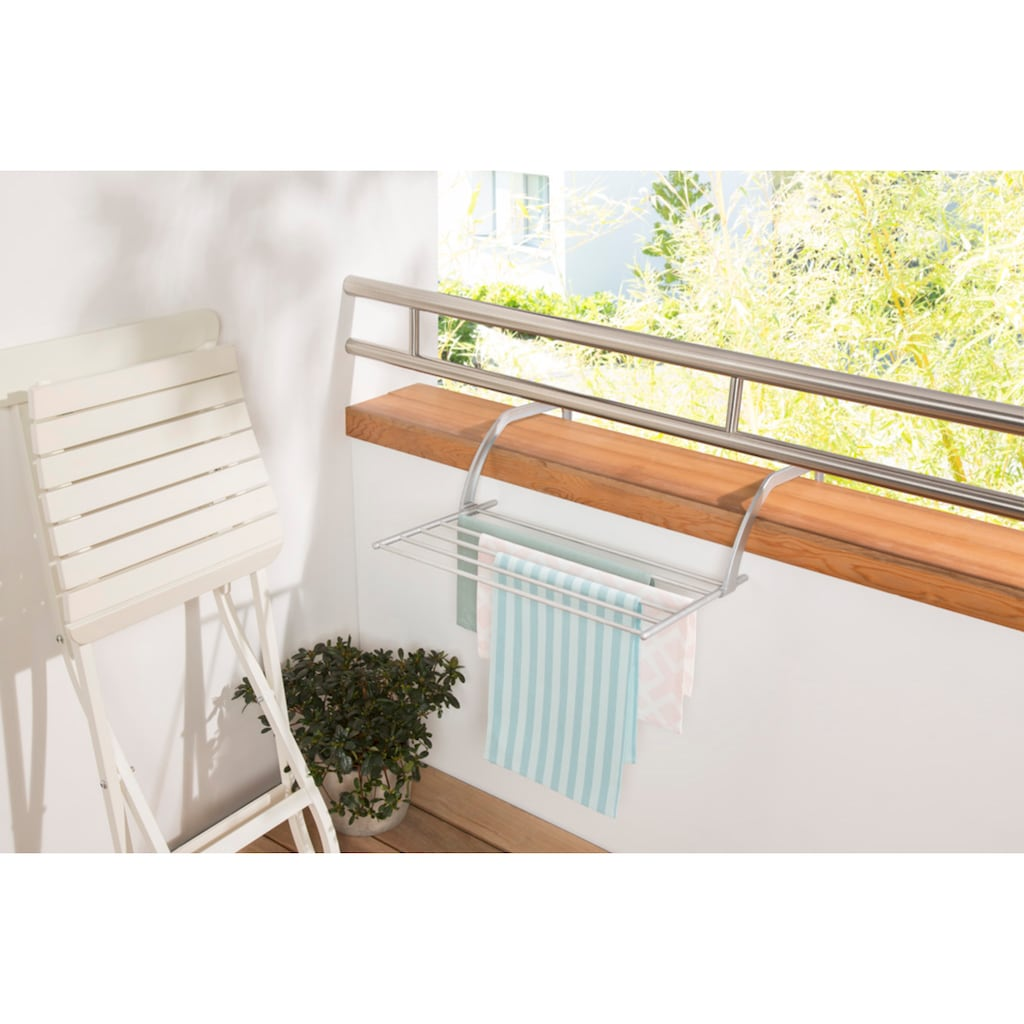 Ruco Heizkörper-Wäschetrockner, 2er-Set, flexibel einsetzbar durch verstellbare Arme