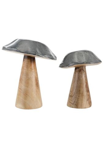 Dekofigur »Pilz« (Set, 2 Stück) kaufen