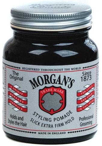 """Morgan's Haarpomade """"Slick - Extra Firm Hold"""", extra starker Halt kaufen"""