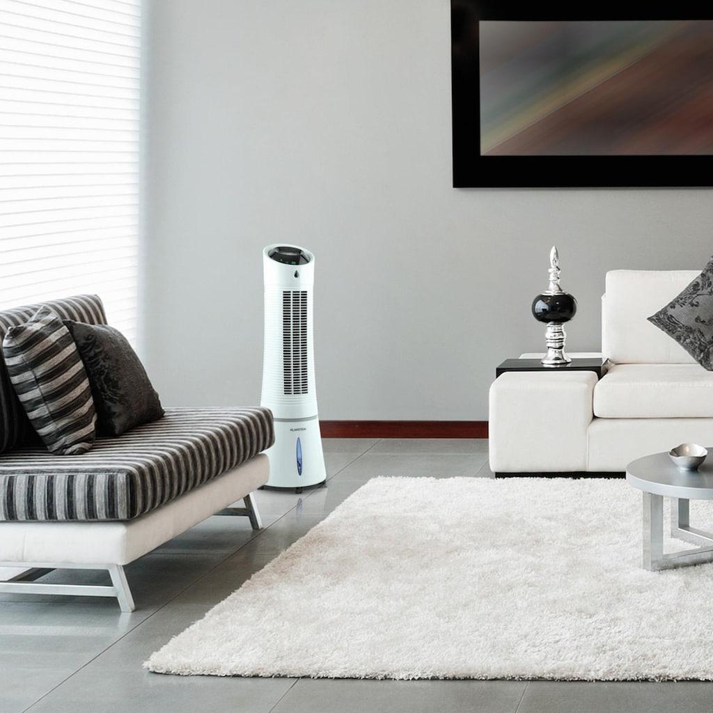 Klarstein 4-in-1 Ventilator Luftkühler Luftbefeuchter Ionisator Klimagerät