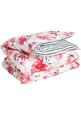Gant Bettbezug »Peony«, (1 St.), Wendeseite mit Streifen kaufen