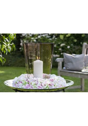 Fink Kunstkranz »HORTENSIE«, Blumenkranz, handgefertigt, in verschiedenen Größen erhältlich, Wohnzimmer kaufen