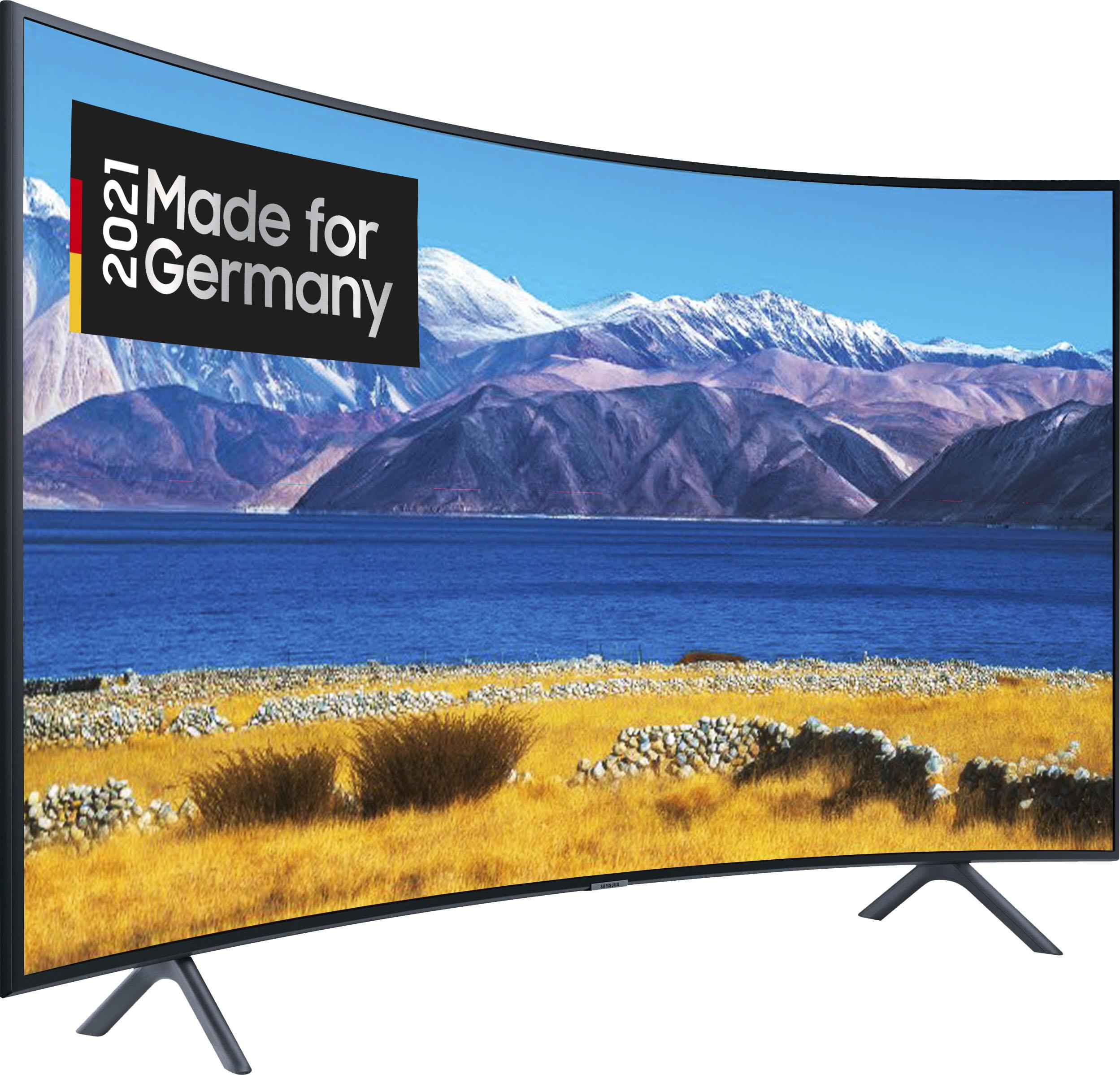Samsung Curved-LED-Fernseher GU65TU8379U , 163 cm 65 , 4K Ultra HD, Smart-TV