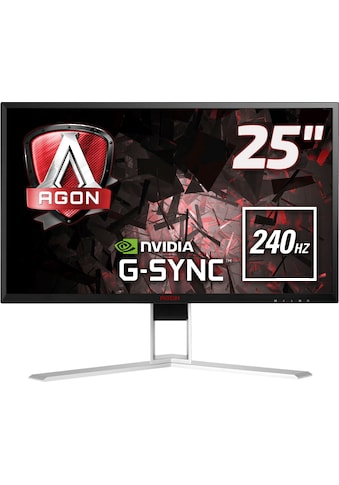 """AOC Gaming-Monitor »AG251FG«, 62,2 cm/24,5 """", 1920 x 1080 px, Full HD, 1 ms Reaktionszeit, 240 Hz kaufen"""