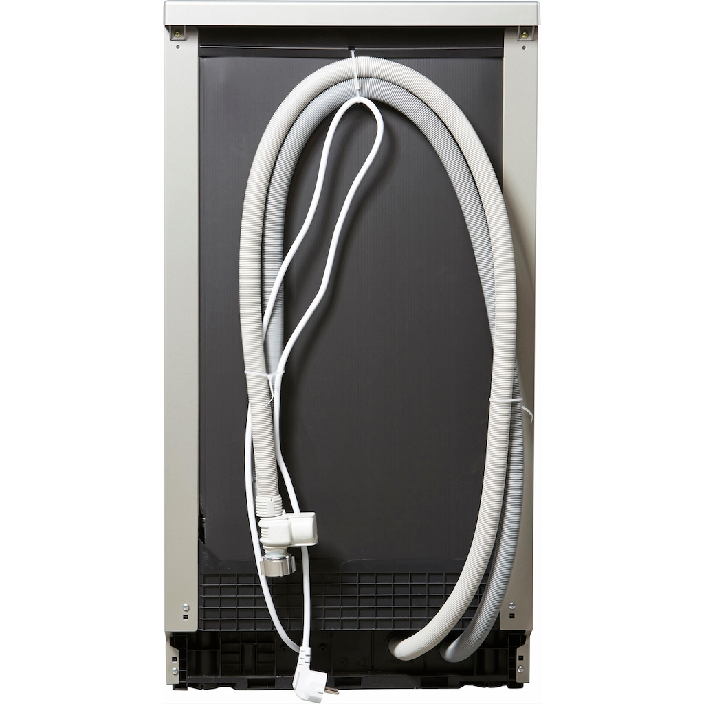 Amica Standgeschirrspüler »GSP 14844-1 E«, GSP 14844-1 E, 10 Maßgedecke, LED-Display