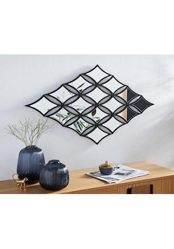 Leonique Wanddekoobjekt, mit Spiegelelementen kaufen