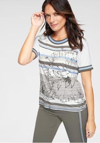 FRANK WALDER Print - Shirt kaufen
