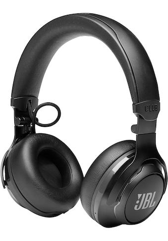 JBL On-Ear-Kopfhörer »CLUB 700BT«, A2DP Bluetooth (Advanced Audio Distribution Profile)-AVRCP Bluetooth (Audio Video Remote Control Profile), Hi-Res kaufen