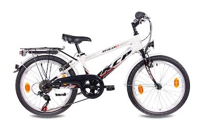 KCP Kinderfahrrad »Wild Cat«, 6 Gang Shimano Tourney RD - TZ500 - GS Schaltwerk, Kettenschaltung kaufen