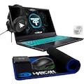 Hyrican Gaming-Notebook »Striker 1636«, (1000 GB SSD)