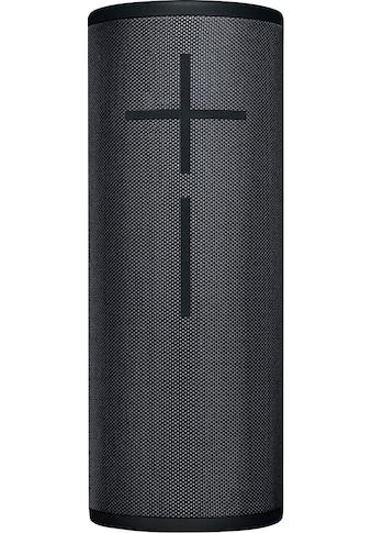 Ultimate Ears Bluetooth-Lautsprecher »MEGABOOM 3« kaufen