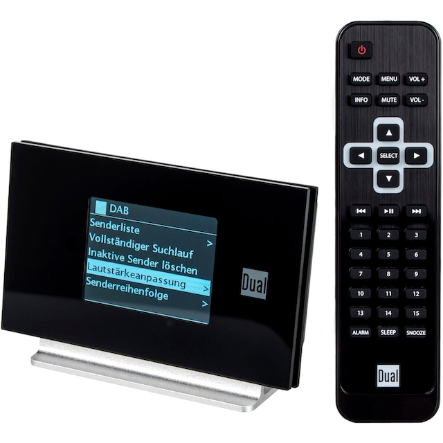 Dual »IR 3A« Audio-Adapter (Digitalradio (DAB+))