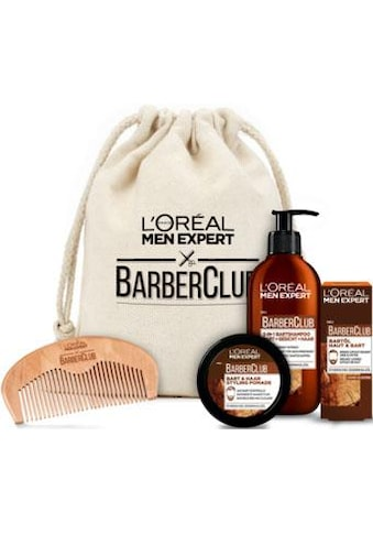 "L'ORÉAL PARIS MEN EXPERT Geschenk - Set ""Barber Club Premium"", 5 - tlg. kaufen"