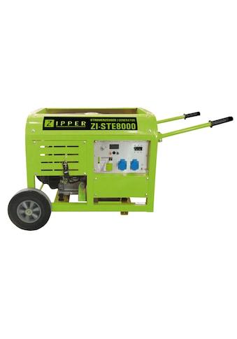 ZIPPER Stromerzeuger »ZI - STE8000« kaufen