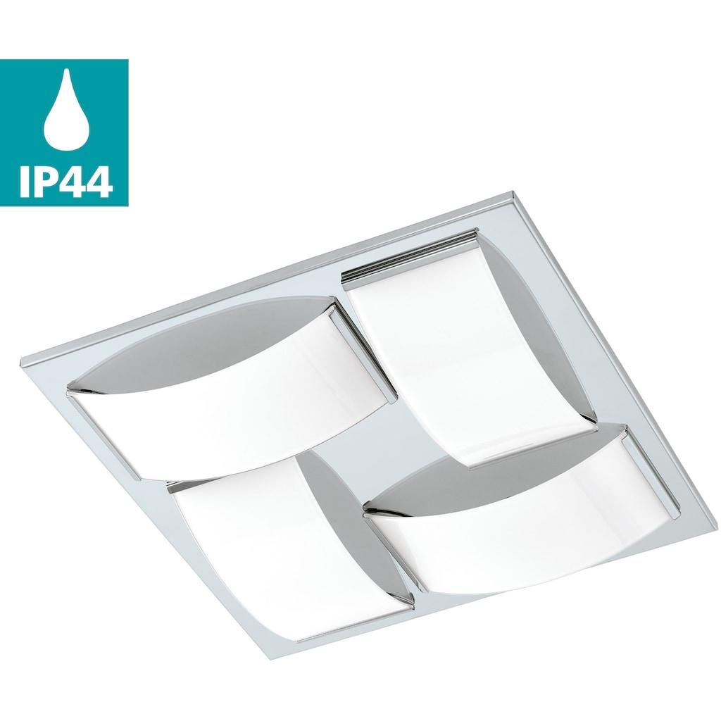 EGLO LED Deckenleuchte »WASAO1«, LED-Board, Warmweiß, LED tauschbar