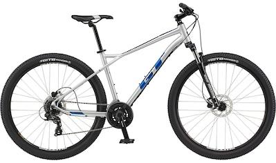 GT Mountainbike »Aggressor Expert«, 24 Gang, Shimano, Tourney Schaltwerk, Kettenschaltung kaufen