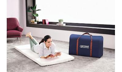 Kaltschaummatratze »Compact Guest Bed«, Yatas, 6 cm hoch kaufen