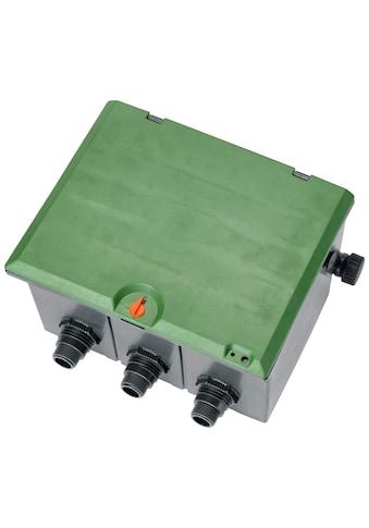 GARDENA Bewässerungssteuerung »Ventilbox V3, 01255-20«, für bis zu 3 Bewässerungsventile kaufen