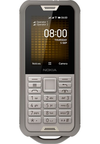 Nokia 800 Tough Handy (6,1 cm / 2,4 Zoll, 4 GB, 2 MP Kamera) kaufen