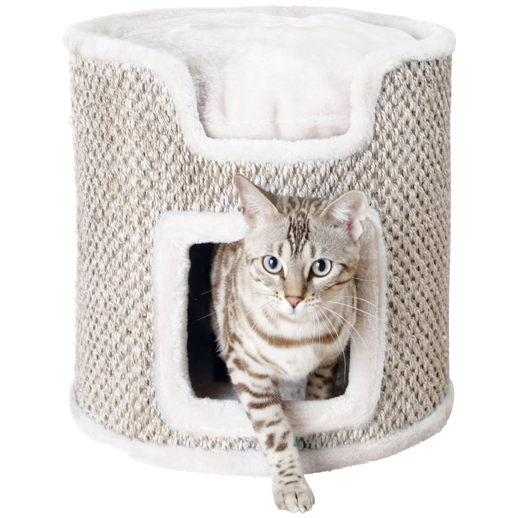 TRIXIE Kratzbaum »Cat Tower Ria«, hoch, ØxH: 37x37 cm