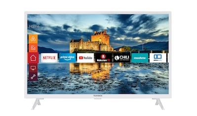 """Telefunken LED-Fernseher »XF32J511-W«, 80 cm/32 """", Full HD, Smart-TV kaufen"""