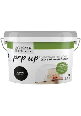 SCHÖNER WOHNEN-Kollektion Lack »pep up - schwarz« kaufen