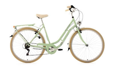 KS Cycling Cityrad »Casino«, 6 Gang, Shimano, Tourney TZ Schaltwerk, Kettenschaltung kaufen
