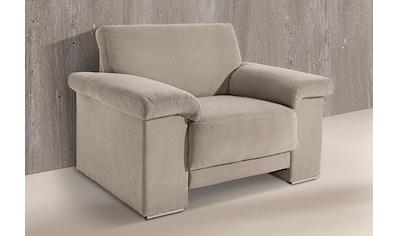 Sessel »Arizona«, mit Federkern kaufen