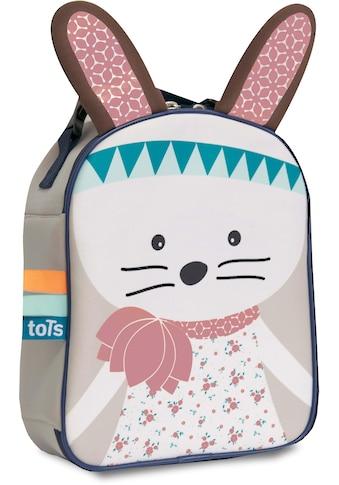smarTrike® Kindergartentasche »toTs by SmarTrike® Fur-ever Brotzeitbox Hase«, mit isoliertem Lebensmittelfach kaufen