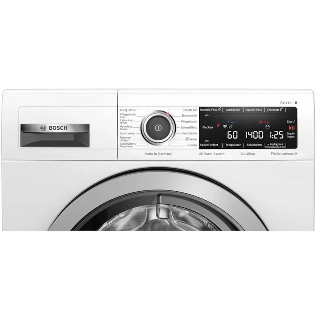 BOSCH Waschmaschine »WAV28M43«, WAV28M43, 9 kg, 1400 U/min