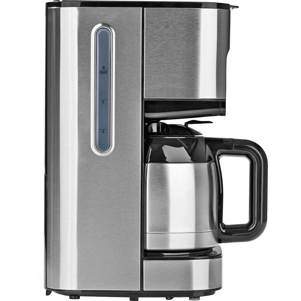 BEEM Filterkaffeemaschine »Fresh Aroma Touch Thermo«, Permanentfilter, 1x4
