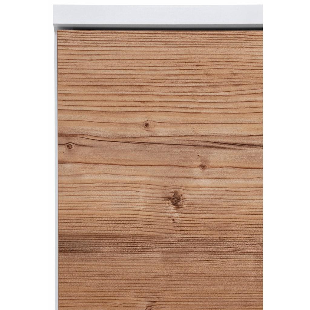 Schildmeyer Hängeschrank »Palermo«, Breite 60 cm, verstellbarer Einlegeboden, Metallgriffe