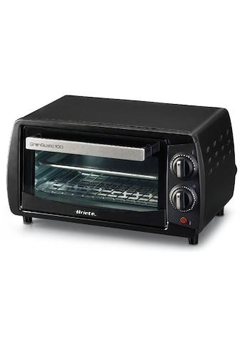 Ariete Minibackofen »980 Gran Gusto 100«, Oberhitze, 800 W kaufen