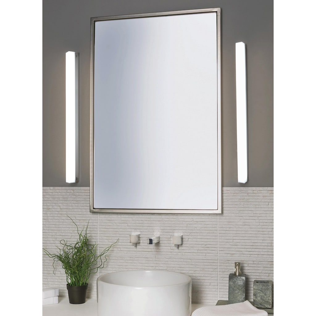 Nino Leuchten LED Wandleuchte »SPARKY«, LED-Board, Warmweiß