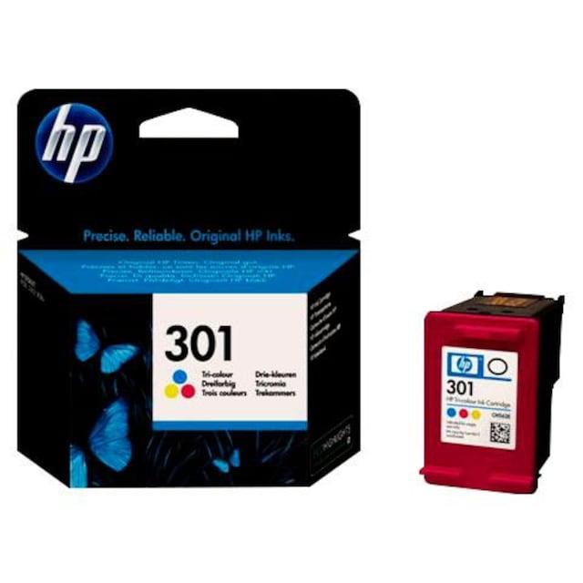 HP »hp NR. 301, original, CH562EE, cyan/magenta/yellow« Tintenpatrone