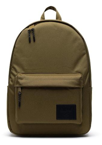 Herschel Laptoprucksack »Classic X - Large, Khaki Green« kaufen