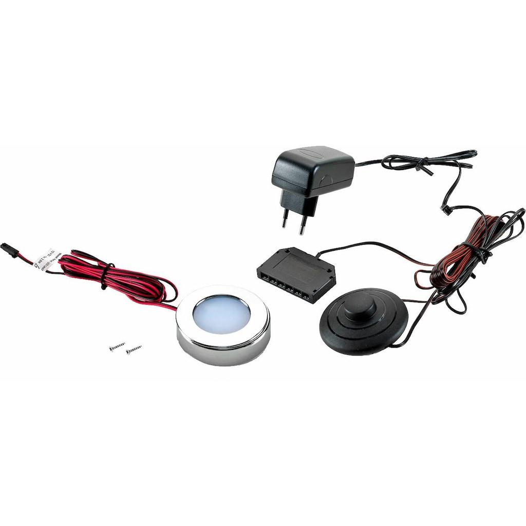 LED Unterbauleuchte, 1 St., Warmweiß, 1er- 2er und 3er Set
