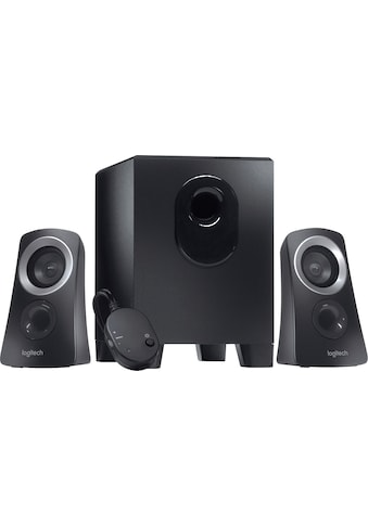 Logitech 2.1 Soundsystem »Speaker System Z313« kaufen